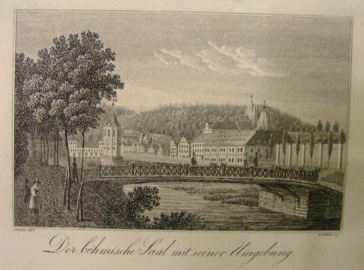 DOBLER Georg (*1788): Český sál v Karlových Varech.