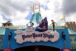 Peter Pan's Flight is a suspended dark ride at the Disneyland, Magic Kingdom, Tokyo Disneyland and Disneyland Park (Paris) theme parks. Located in Fantasyland, it is one of the few remaining attractions that was operational on Disneyland's opening day in 1955. smallworldbigfun.com  #disney #peterpansflight