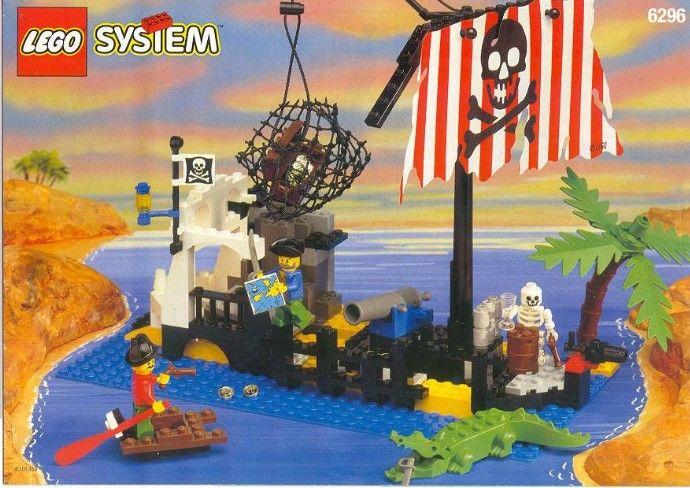 6296-1: Shipwreck Island   Brickset: LEGO set guide and database
