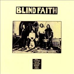 Blind Faith - Self-Titled