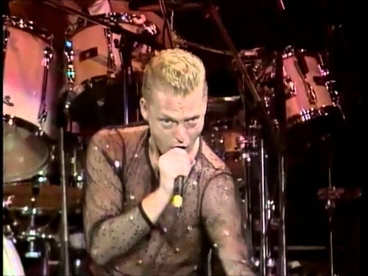 Andy Bell - Erasure - A Little Respect - With Level 42 Princes Trust. HD, via YouTube.