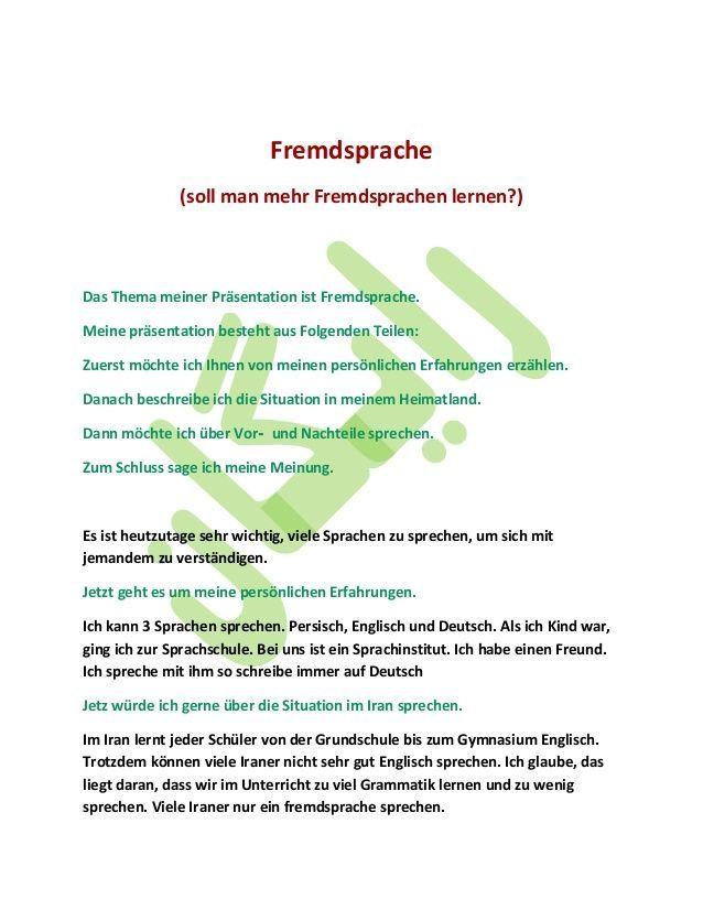 Goethe Zertifikat B1 Prufung Sprechen Themen Beispiele In 2020