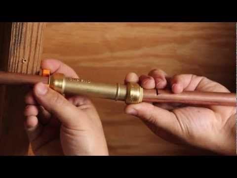 How to Fix Copper Pipe - Copper Pipe Leak Repair