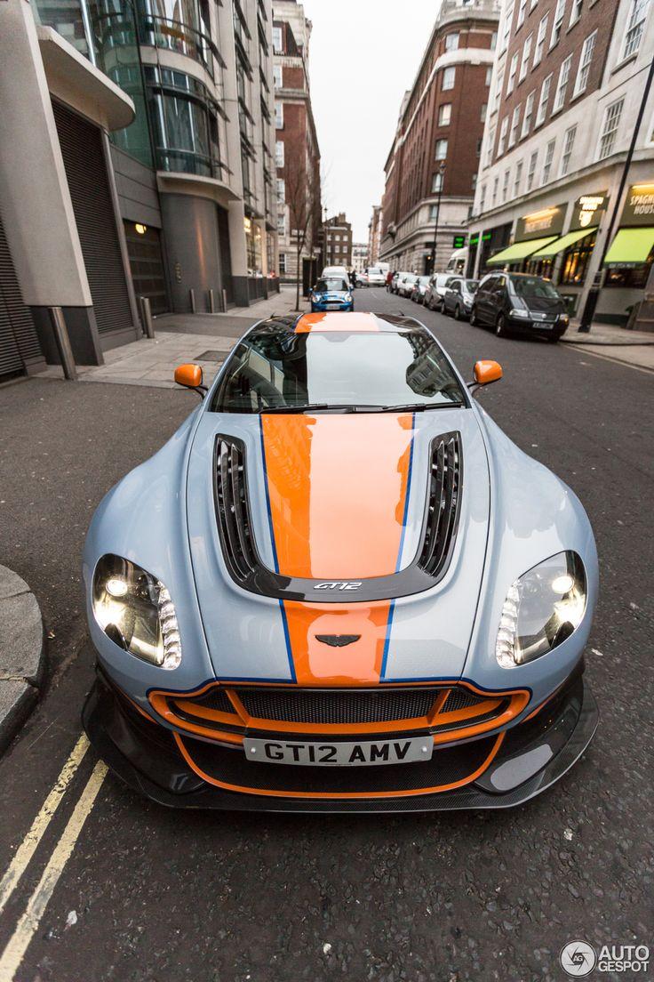 Aston Martin Vantage GT12                                                                                                                                                                                 Más