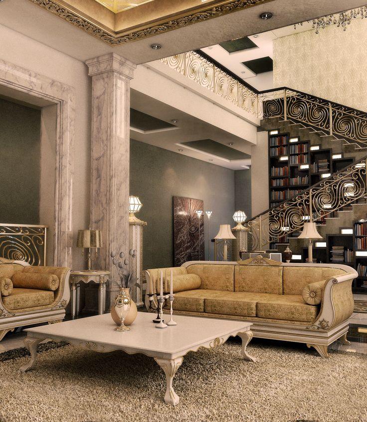 classic villa - Dubai by Kinanpro
