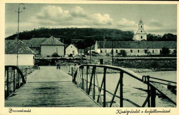 TÖRTÉNELMI KALEIDOSZKÓP...: Dunaalmás régi képeslapokon / Folytatás a posztban...