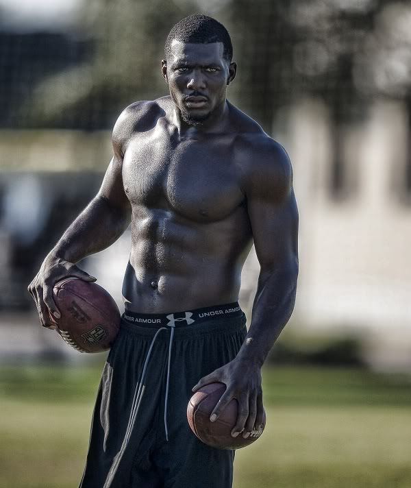 DEZ BRYANT MELANIN IS A GIFT FROM GOD EMBRACE IT!