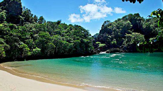 Pulau Sempu, Malang