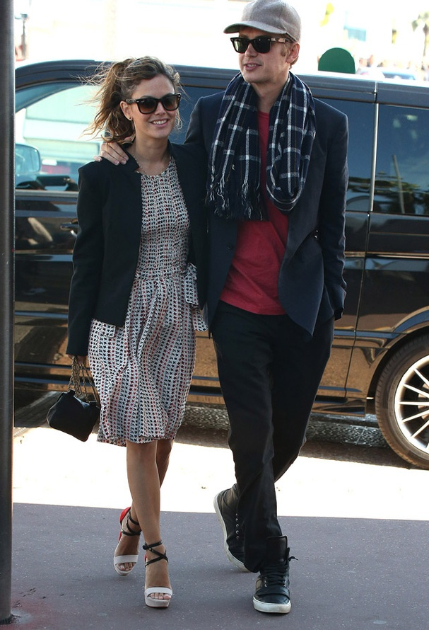 Rachel Bilson & Hayden Christensen
