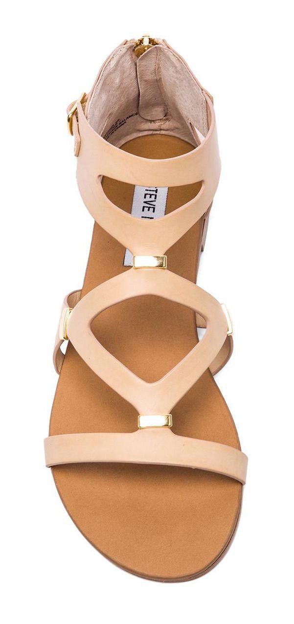 Dressy nude sandal?
