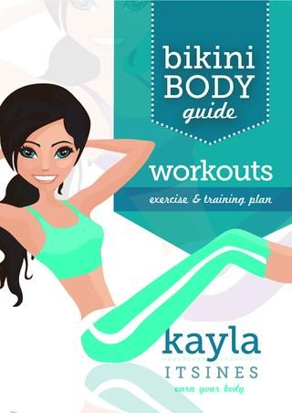 Bikini Body Guide one