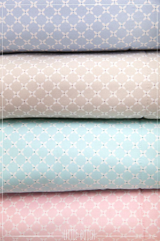 Little Dutch Sweet series #littledutch #little #dutch #pink #roze #blue #blauw #beige #mint #blankets #dekens #nursery #kinderkamer