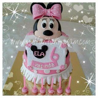 Mickey - Minnie mouse pasta