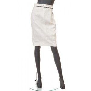Blumarine - lniana spódnica