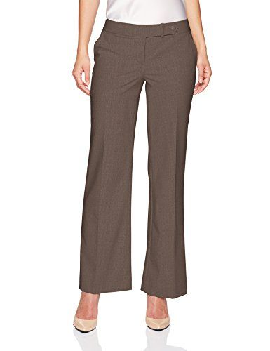 ed2c7e9d8a04 Women's Petite Classic Fit Lux Pant | High Fashion Home Dining ...