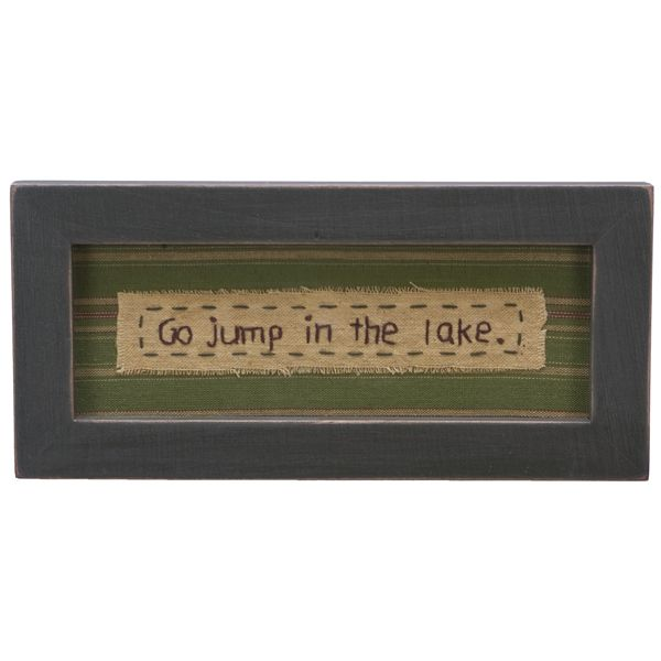 Primitives by Kathy | Lake Decor | Lake Gifts