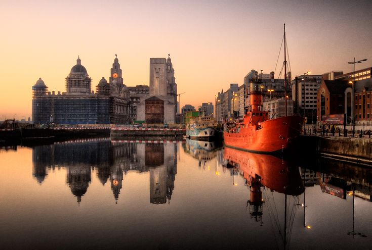 Albert Dock, Liverpool