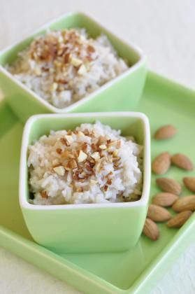 Almond Rice Pudding | Food Hero - Healthy Recipes that are Fast, Fun and Inexpensive