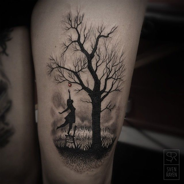ber ideen zu stammbaum tattoos auf pinterest. Black Bedroom Furniture Sets. Home Design Ideas