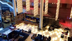 Check Out the Gorgeous #BlogHer16 Los Angeles Host Hotel:  JW Marriott  by melisa