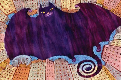 Children's Book Illustration by Virpi Talvitie