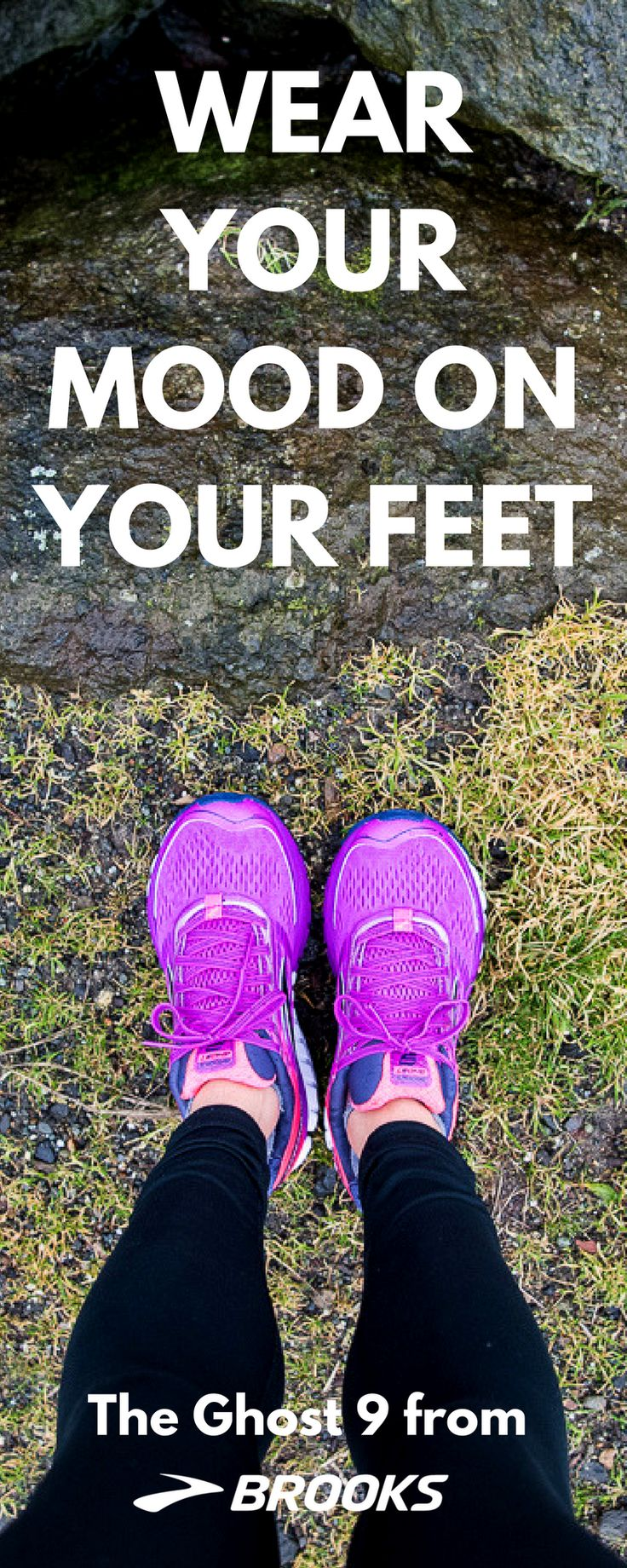 Ghost 9 running shoes delivers the same smooth ride and balanced feel you love, but with a more seamless fit so it feels lighter than ever before.  Brooks Running Shoes | Ghost 9 | Named Best Buy in the Runner's World 2016 Fall Shoe Guide