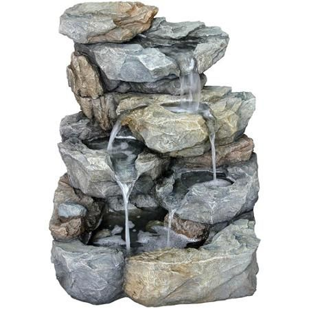Better Homes and Gardens Rock Fountain