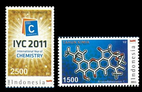 2011 International Year of Chemistry. Issued date: 1 March 2011