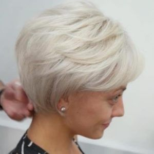 Kurzhaarfrisuren ältere Damen 2017 Frisuren Short Hair Styles