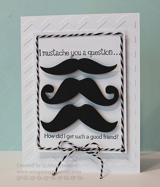 29th designs mustache birthday greeting card 29th street designs 29th bookmarktalkfo Gallery