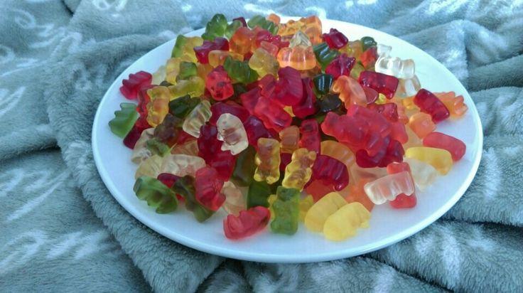 Gummi beertjes