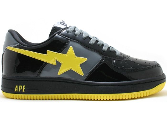 6bc9e531 A Bathing Ape Bapesta DC Comics Batman in 2019 | shoes | A bathing ...