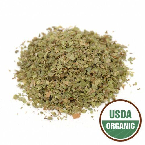Starwest Botanicals Organic Oregano Leaf Cut, 1-pound Bag by Starwest Botanicals. Save 16 Off!. $10.39. Certified Organic by QAI - In accordance with the USDA National Organic Program Guidelines. Latin/Botanical Name - Origanum vulgare. Kosher Certified. One pound of certified organic oregano leaf cut packaged in a polyfoil resealable bag.