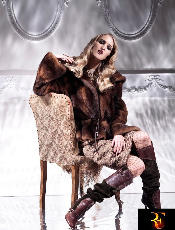 Furs in Crete- Roksolana Furs Style,beauty, luxury life, vip life, success 7 different words 1 meaning. FUR