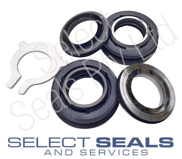 ITTT Flygt Xylem 3127.80 Pump Mechanical Shaft Seals - Inner & Outer Seals incl