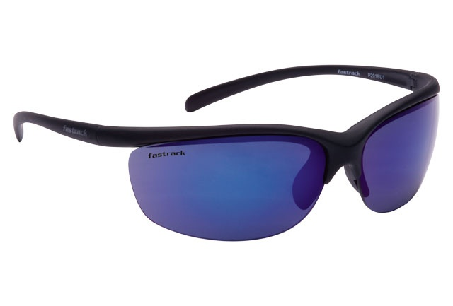 You have chosen a half-rim, light weight sporty pair with blue REVO lenses which optimize the visible light that passes through the lens for specific environments and activities.. Eye Sport from Fastrack http://www.fastrack.in/product/p201bu1/?filter=yes=india=2=23&_=1334213664321