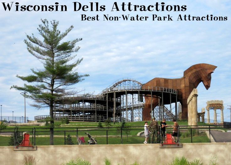This hub details 10 things to do in the Wisconsin Dells that are not water parks.  I've included photos and links for all of them.