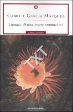 COOP ALLEANZA 3.0 - LIBRI - CRONACA DI UNA MORTE ANNUNCIATA