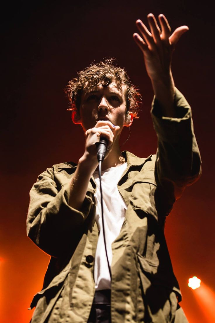 Troye was so good in concert!