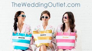 Wedding Giveaways - Win a $150 for TheWeddingOutlet.com for your wedding in this Sweepstakes.