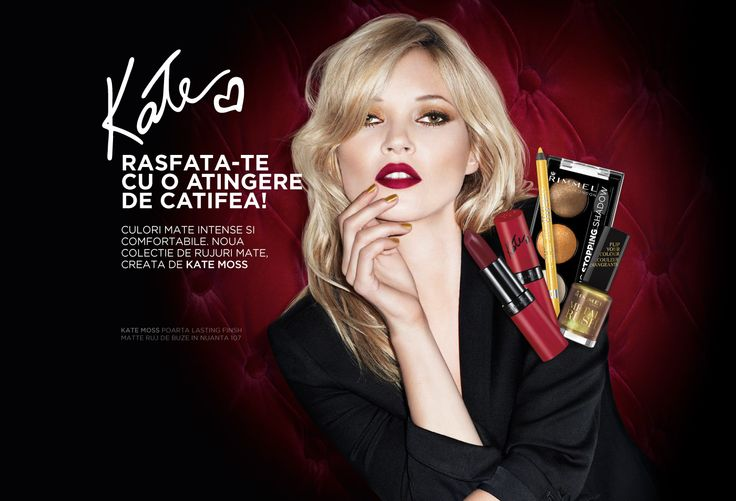 Lasting Finish Matte by Kate Moss | Rimmel London România