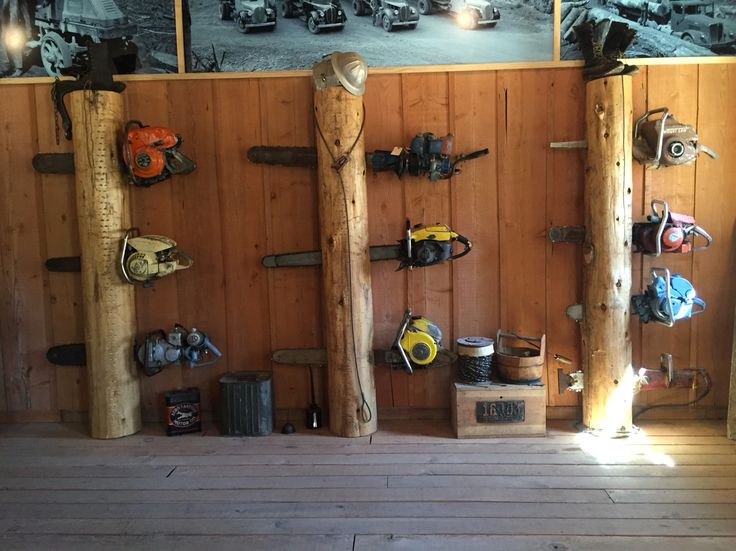 Chainsaw Collection