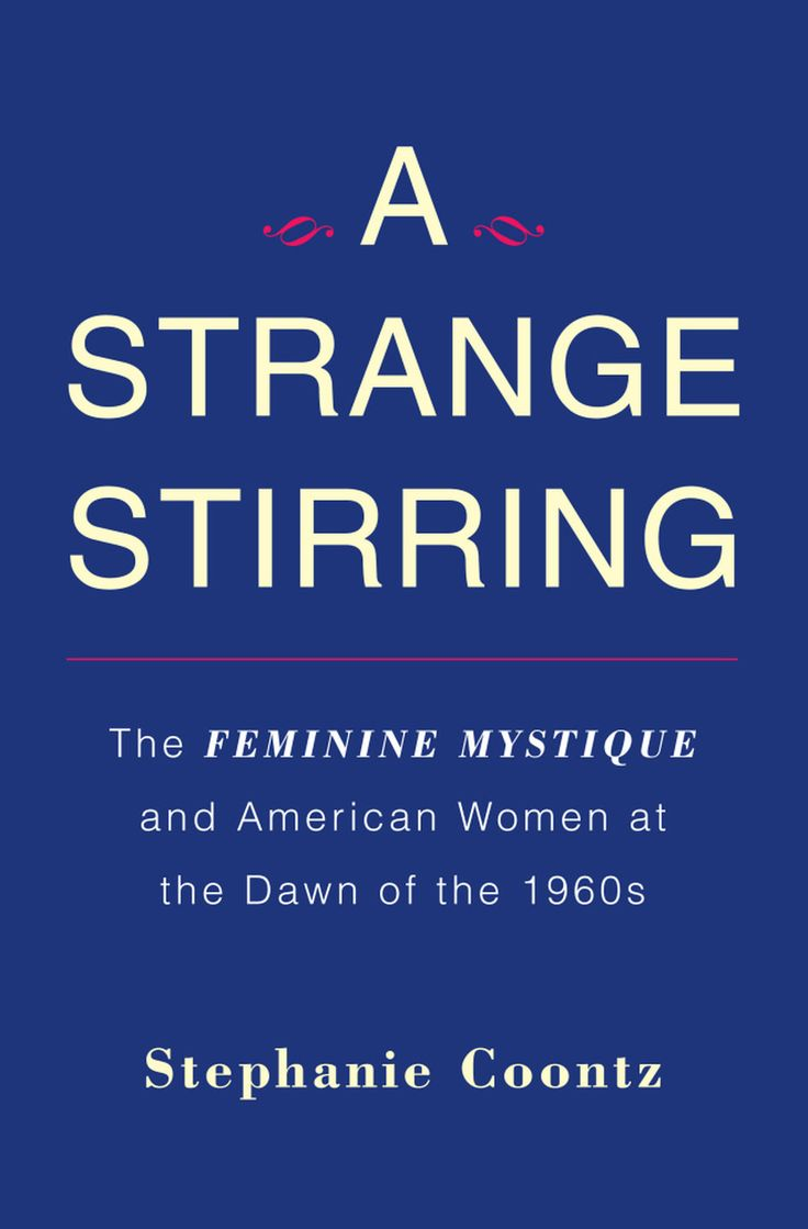 A Strange Stirring Podcast on NPR: Interview with Stephanie Coontz....