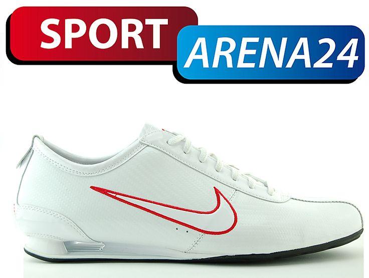 Nike Shox Rot Weiß