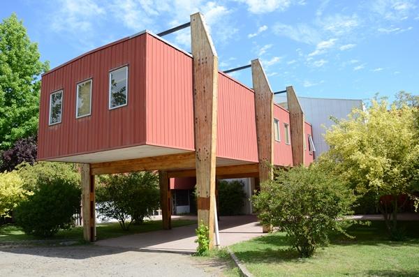 Centro regional de tecnologías e industrias de la madera.