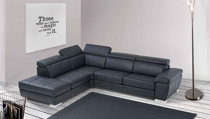 SLEN - très beau salon au confort incroyable. Jugez par vous-même et venez découvrir Slen en magasin   | Meubles Toff
