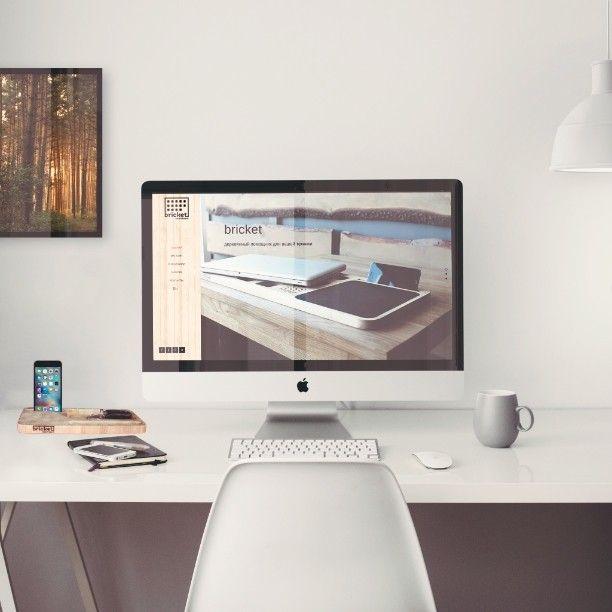#getbricket #smartboard #lapdesk #laptop #etsy #smartphone #apple…