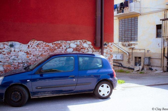 "Photo ""macchinaepannistesi"" by claybass"