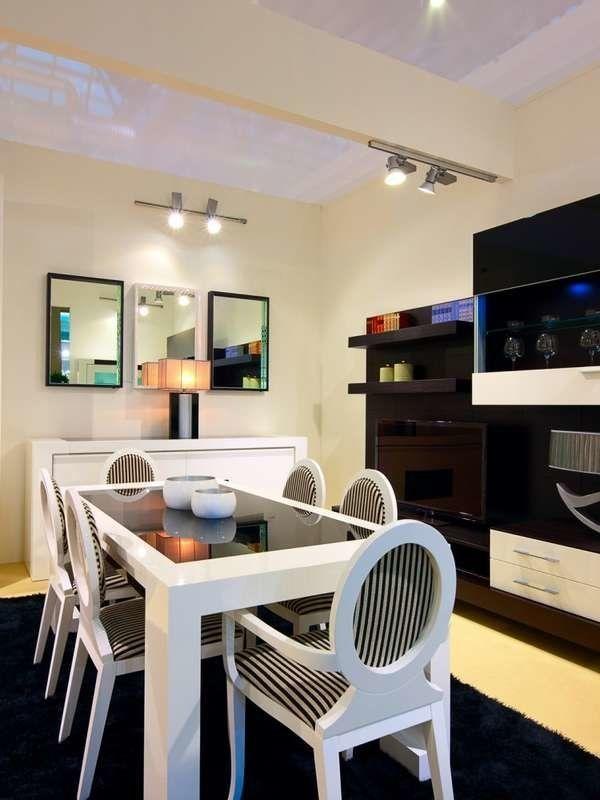 7 Bright Ideas For Dining Room Lighting Dining Room Lighting Diy Dining Room Living Room Lighting #track #lighting #ideas #for #living #room