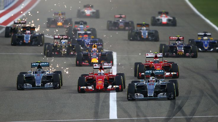 Pastor Maldonado Started Two Places Behind Where He Should Have